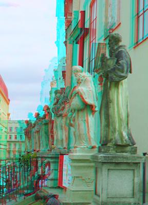 3D Fotografie / 3D fotografie - sochy