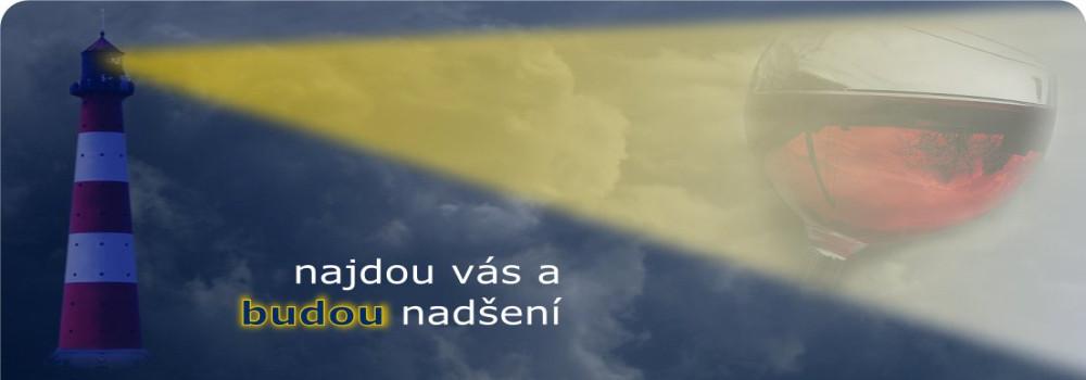 intro / Najdou Vás